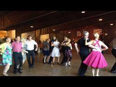 finnish jenkka dance - YouTube