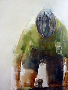 Cyclist - detail Nicole Pletts