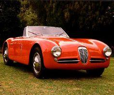 Lancia Aprilia Spider Gran Sport Ghia 1947