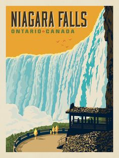 Please visit our website for Vintage Travel Posters, Vintage Postcards, Vintage Ski, National Park Posters, Travel Wall, Travel Illustration, The Great Outdoors, City Art, Ontario