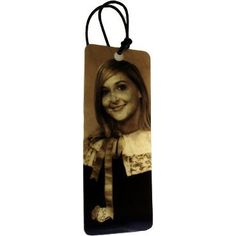 Gothic 3D Bookmark - Lady or Zombie