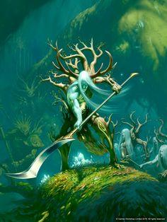 #fantasymen #shirtlessfantasymen #treefolk