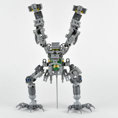 21109 Exo-Suit by Brickset, via Flickr (Review Part III)