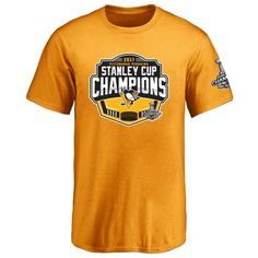 Pittsburgh Penguins Fanatics Branded Youth 2017 Stanley Cup Champions Design Your Own T-Shirt - $35.99