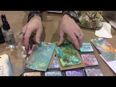 Distress Oxide Ink Pads by Tim Holtz   Craft Warehouse