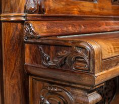Exquisite Steinway & Sons Victorian Upright Piano | The Antique Piano Shop