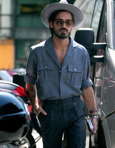 Street Style Archives - Best Dressed Man on the Planet Mens Fashion Wear, Best Mens Fashion, Men's Fashion, Men Sunglasses Fashion, Best Dressed Man, Stylish Mens Outfits, Herren Outfit, African Men Fashion, Outfits With Hats