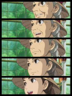 Howl will fight his demon on his own. Totoro, Film Animation Japonais, Animation Film, Studio Ghibli Art, Studio Ghibli Movies, Hayao Miyazaki, Personajes Studio Ghibli, Howl And Sophie, Castle In The Sky