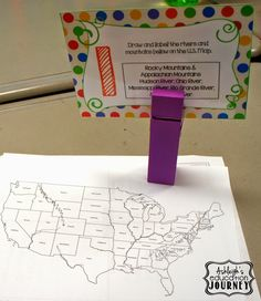 Geography and Place Value