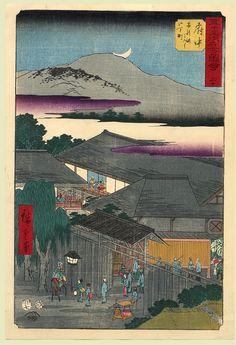 JAPAN PRINT GALLERY: Fuchu