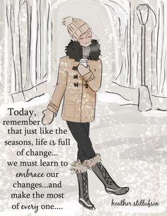 Embrace our changes