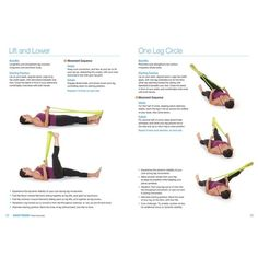 Sanctband Pilates Essentials for Resistance Band Exercises by Angela Kneale   Shop OPTP.com You Fitness, Physical Fitness, Fitness Tips, Health Fitness, Fitness Routines, Fitness Workouts, Barre Workout, Workout Gear, No Equipment Workout