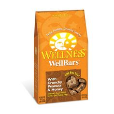 Wellness Wellbars Natural Oven-Baked Snacks for Dogs - PetSmart