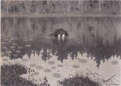 Nokken 2 (Illustrator - Theodor Kittelsen)