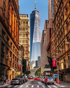 Amazing shot ❤️ #newyork #newyorkcity #oneworldtradecenter #nyc #ilovenewyork #manhattan #photography