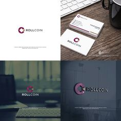 ROLL COIN - Design a Digital currency logo for Rollcoin It will be a digital asset exchange where trader will come and buy or sell any digital/crypto currency like bitcoins etc