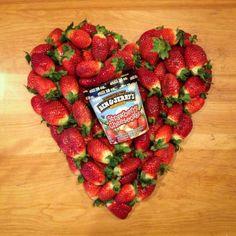 Love, Strawberry Cheesecake.