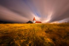 Iceland, the Church at Helnar - Photo by Joseph Rossbach