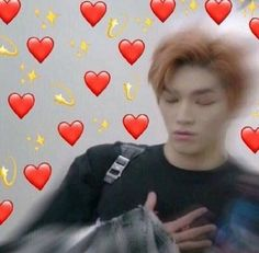 'I wish that I could tell you that you're all that I want' Nearly tw… Kpop, Memes Chinos, Heart Meme, Text Memes, All The Things Meme, Nct Taeyong, Kawaii Wallpaper, Jokes Quotes, Meme Faces