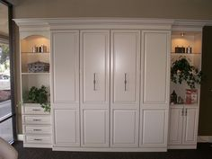 Murphy Bed! For the guest room