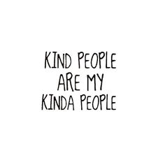 let's be kind people