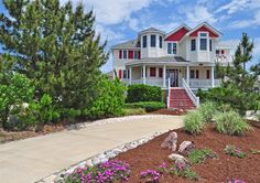 Twiddy Outer Banks Vacation Home - The Yorkshire - Corolla - Oceanfront - 7 Bedrooms