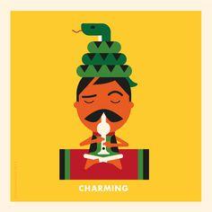 Charming - Spencer Wilson Illustration