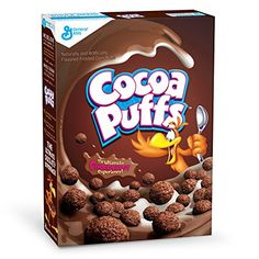 99 cents for Cocoa Puff Cereal - Saving a Buck with Mrs. Breakfast Cereal, Eat Breakfast, Best Cereal, Cereal Food, Gourmet Recipes, Snack Recipes, Corn Puffs, Puffs Cereal, Chocolate Cereal