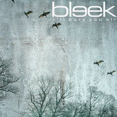 This album cover sends a powerful message with such a a simple design. It's almost haunting in a sense....