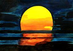 Pintura a l'acrílica d'alumna de 2n d'ESO Painting, Color, Art, Pintura, Art Background, Painting Art, Paintings, Kunst, Colour
