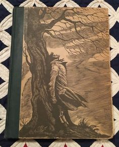A personal favorite from my Etsy shop https://www.etsy.com/listing/472645550/wuthering-heights-by-emily-bronte