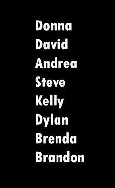 Beverly Hills 90210 // 1990's