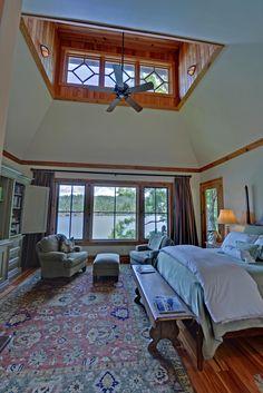 Master Bedroom Lake Burton Murray Cove