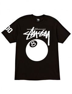 8 Ball Shirt by Been Trill x Stussy #stussy #been #trill