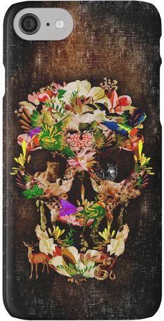Animal Kingdom Sugar skull Iphone case  #Case #CellPhone #iPhonecase #hardcase #deer #wolf #snake #skull #skeleton #dayofthedead #diasdemuertos #jackskellingtons #halloween #scary #thenightbeforechristmas #animal #bone #tattoo #hippie #hipster #aztec #maya #indian #feather #bird #butterfly #mexico #mexican #hauntedmansion #ghost #monster #sugarskull
