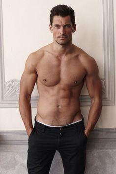 My all time favorite male model - David Gandy. He is Sex incarnate. David Gandy, Hommes Sexy, Raining Men, Male Beauty, Male Body, Hot Boys, Gorgeous Men, Beautiful People, Male Models