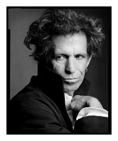 Keith Richards | by Mark Seliger