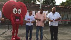 Clausura SSJ Semana Nacional del Corazón con Rally
