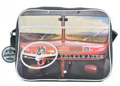 Campervan Gift - VW Red Dashboard Campervan Retro Shoulder Bag, £24.95 (http://www.campervangift.co.uk/vw-red-dashboard-campervan-retro-shoulder-bag/)