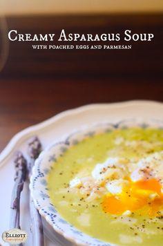 Creamy Asparagus Soup Recipe   The Elliott Homestead (.com)