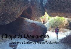 Por onde andei: Chapada Diamantina - Serrano e Salão de Areias Coloridas (vídeo) http://conversascommamuska.com.br/index.php/2016/08/10/por-onde-andei-chapada-diamantina-serrano-e-salao-de-areias-coloridas-video/