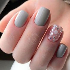 Here are the 10 most popular nail polish colors at OPI - My Nails Love Nails, Pretty Nails, My Nails, Confetti Nails, Latest Nail Art, Luxury Nails, Elegant Nails, Nail Polish Colors, Nail Manicure