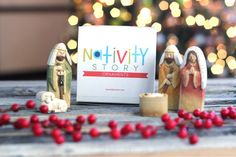 Nativity Story Ornam