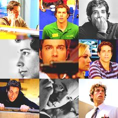 Chuck Bartowski is the love of my fangirl life.