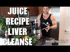 "JUICE RECIPE "" LIVER CLEANSE"" FITLIFE.TV. http://www.fitlife.tv https://www.facebook.com/VegetableJuicing"