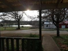 Beautiful sunsets on the large pond can be enjoyed from the front porch. 119.3 perfectly mixed acres. 40 wooded acres for hunting and the rest is for the cattle. Currently has cows on the property and a tenant in the home. Nice fencing and cross fencing. New fencing installed in 2016 through Soil and Water district. New owner would need to keep fence rows clear. Detached single garage and barn with 2 garage bay doors. Hwy frontage and only about 6 miles to Stockton,MO and Stockton Lake