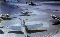 United States' Curtiss P-40 Warhawk fighter