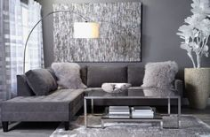 family room.  Vapor Sectional - 2 Piece from Z Gallerie