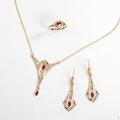 jugendstil jewelry - Google zoeken
