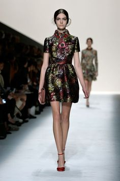 Paris Fashion Week FW 2014: Desfile de Valentino - Harper's Bazaar